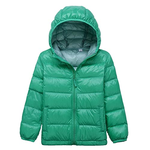 LANBAOSI Kid s Winter Lightweight Puffer Jacket Boy s Girl s Down Jacket 4ae6a6486