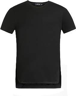 Colen Cosmo Men's Slim Fit Cotton Crew Neck Short Sleeve T Shirt