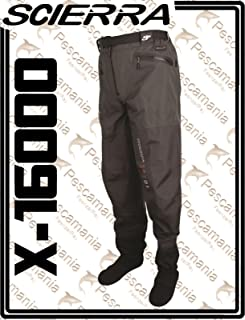 Scierra Pantalone Tecnico Traspirante Impermeabile MOD.Kenai