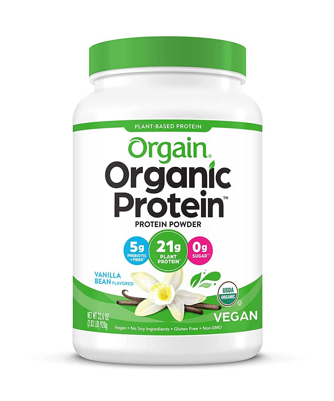 Orgain Organic Nutrition Vegan All-In-One Protein Shake