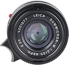 Leica M 35mm f/2 Summicron Aspherical - Black