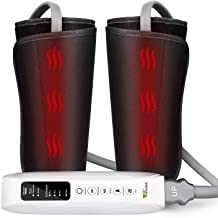 Amzdeal Leg Massager for Circulation Calf Massager with Heating Function, Suitable for..