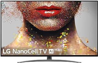 "LG 75SM8610PLA - Smart TV NanoCell 4K de 189 cm (75"") con Alexa Integrada (Procesador Inteligente Alpha 7 Gen. 2, Deep Lea..."