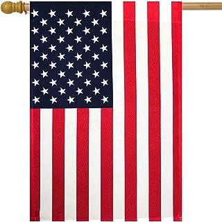 "Briarwood Lane American Flag House Flag USA Stars & Stripes 28"" x 40"""