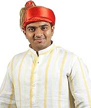 KALAPURI Typical Puneri Tilak Topi (Turban)