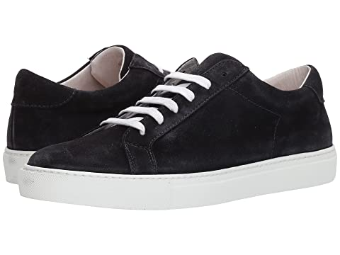 eleventy Suede Sneaker