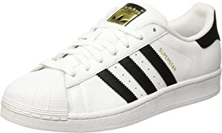 adidas Australia Men's Superstar Trainers, Footwear White/Core Black/Footwear White