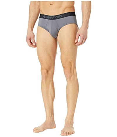ExOfficio Give-N-Go(r) Sport 2.0 Brief (Steel Onyx/Black) Men