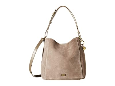 Frances Valentine June Tote (Grey) Handbags