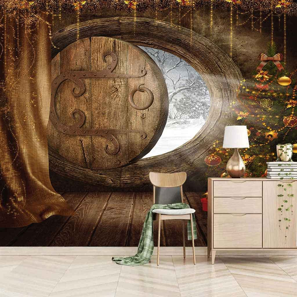 VITICP 3D Wall Murals Bedroom Room Houston Mall Living Our shop most popular Wallpapers Peel Large