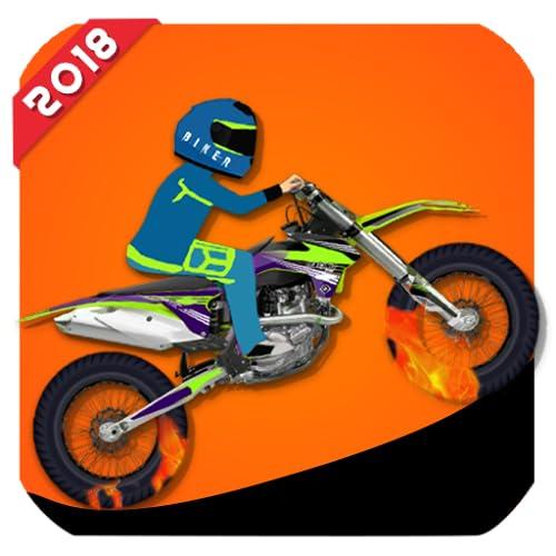 Motorcross Skills: Moto Games