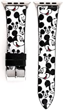 Cute Cartoon Leather Band Lovely Style Replacement Strap Wristband Compatible with Apple..