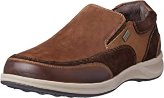 Hush Puppies Men's Franklin Loafer Flats Brown