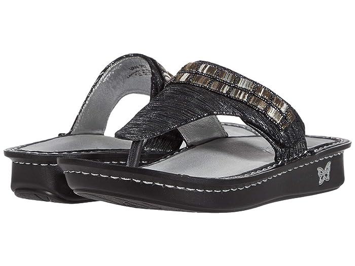 Alegria  Vanessa (Soiree Silver) Womens Sandals