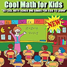50 Cool Math Songs and Games for Kids to Learn