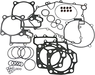 Full Complete Rebuild Gasket Kit (Compatible With Kawasaki, Fits MANY 2005-2014 Brute Force 650i & 750 / Teryx 750) INCLUDES Valve Seals (NOT Straight Axle 650)