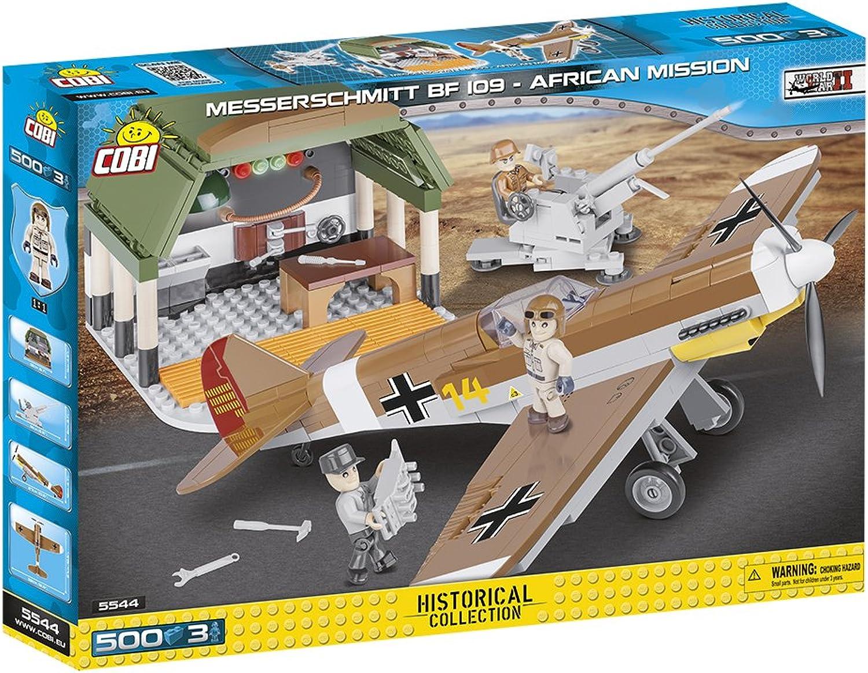 COBI Historical Collection Messerschmitt Bf 109 African Mission