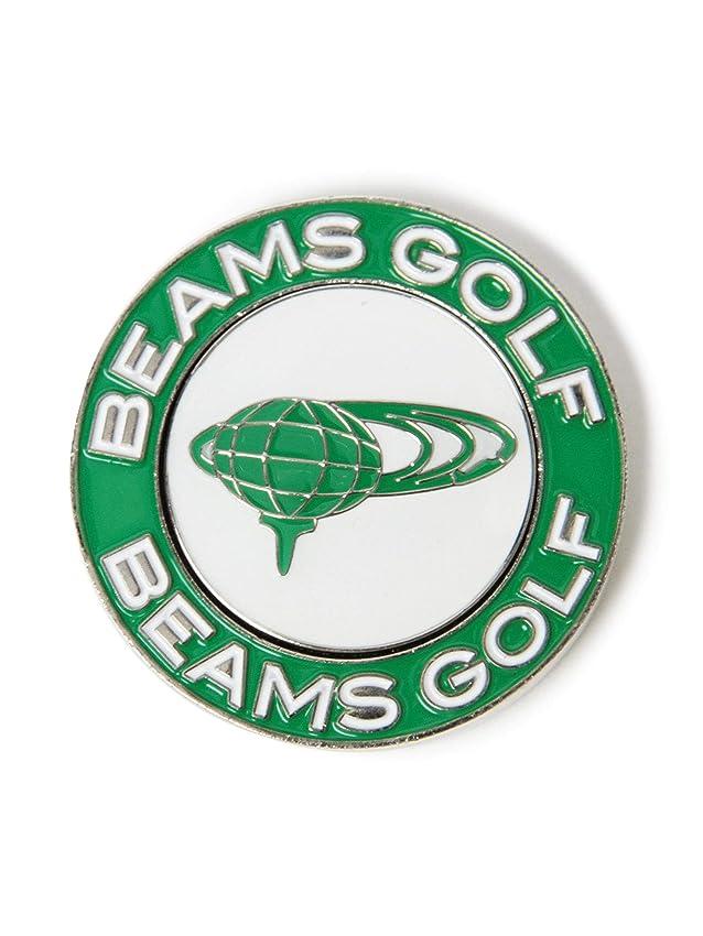 ストリーム印刷する計算可能(ビームスゴルフ)BEAMS GOLF/ 2WAY マーカー2 メンズ