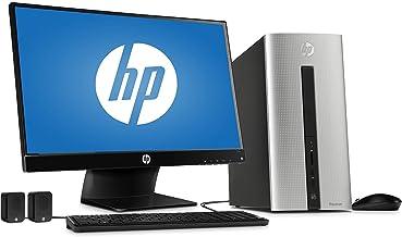 HP Pavilion 550-153wb Desktop PC with Intel Core i3-4170 Dual-Core Processor, 6GB Memory, 23 Monitor, 1TB Hard Drive - Win...