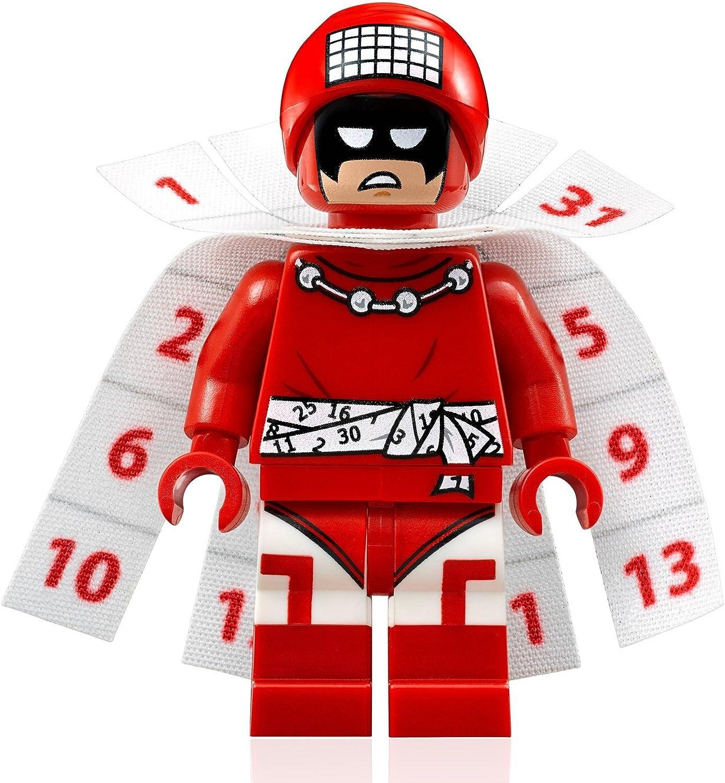 LEGO Batman Movie  Calendar Man Minifigure
