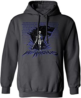 RIVEBELLA New Graphic Shirt Arya Stark Valar Morghulis Novelty Tee Thrones Men's Hoodie Hooded Sweatshirt