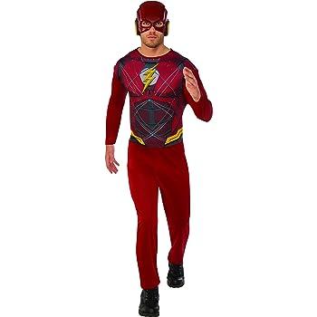 Marvel - Disfraz de Flash para hombre, Talla M adulto (Rubies ...