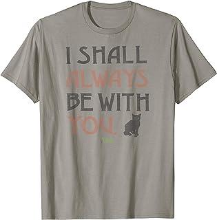 Disney Hocus Pocus I Shall Always be With You Binx T-Shirt