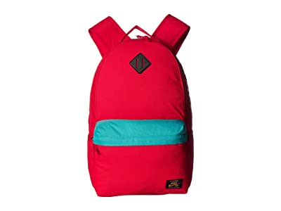 Nike SB Icon Backpack (University Red/Cabana/Wheat) Backpack Bags