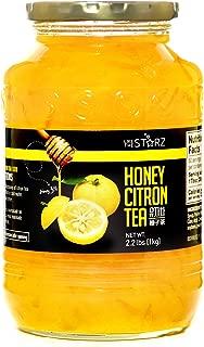 Like the Starz Honey Teas, 35 oz (Citron, 1 Bottle)