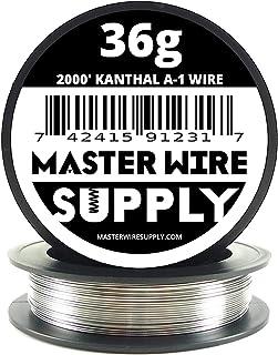 Kanthal A1-2000 - 36 Gauge Resistance Wire