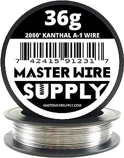 Kanthal A1-2000' - 36 Gauge Resistance Wire