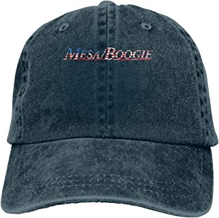 HOMEDAILY Mesa Boogie Fashion Unisex Baseball Cap Funny Summer Cowboy Hat