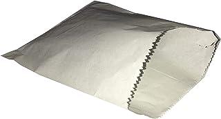 Confezione di fogli di carta per hamburger Oldnews 27 x 35 cm bianco