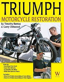 Triumph Motorcycle Restoration: Unit 650cc
