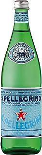 サンペレグリノ (S.PELLEGRINO) 炭酸水 瓶 750ml [直輸入品] ×12本