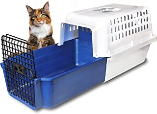 Van Ness - Calm Carrier - Pet Carrier, Cat Carrier, Pet Travel Carrier, Easy Load Drawer, Reduces Fear, Anxiety, and Stres...