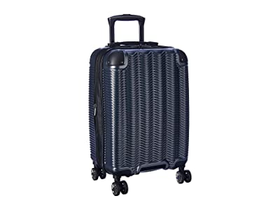 Kenneth Cole Reaction Wave Rush Collection 20 Carry-On Luggage (Charcoal) Luggage