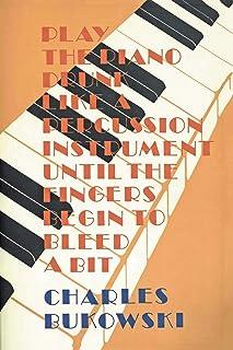 نوازنده پیانو را مانند سازهای کوبه ای پخش کنید تا انگشتان شروع به خونریزی کمی کنند