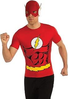 Rubie's Costume DC Comics Justice League Superhero Style Adult Top