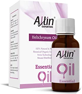 Allin Exporters Helichrysum Essential Oil, 15ml
