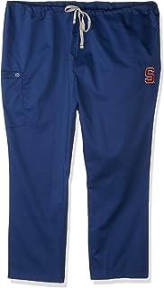 WonderWink unisex-adult Syracuse University Drawstring Cargo Pant Medical Scrubs Pants
