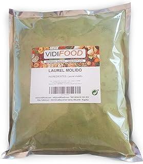 Laurel molido - 1kg - Hojas de laurel en polvo - Especia