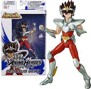 Bandai Saint, Chevaliers du Zodiaque-Figurine Anime Heroes 17 cm-Seiya de Pégase, 36921, Multicolore