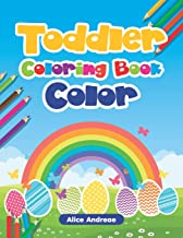 Toddler Coloring Book: Color for Kids Ages 2-4