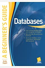 Databases A Beginner's Guide Kindle Edition