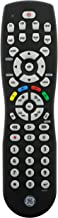 GE Universal Remote Control for Samsung, Vizio, Lg, Sony, Sharp, Roku, Apple TV, RCA, Panasonic, Smart TVs, Streaming Players, Blu-Ray, DVD, Simple Setup, 8-Device, Black, 24927