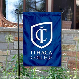 College Flags & Banners Co. Ithaca Bombers Garden Flag
