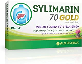Sylimarin 70 Gold x 30 Tablets