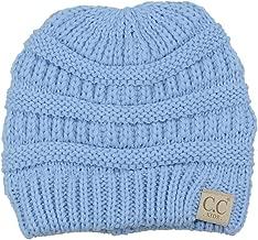 C.C Kids' Cute Warm and Comfy Children's Knit Ski Beanie Hat