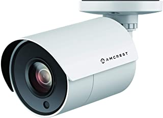 Amcrest UltraHD 4K Bullet Outdoor Security Camera, 4K (8-Megapixel), Analog Camera, 100ft Night Vision, Heavy Duty Housing...